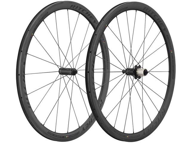 Ritchey WCS Apex 38 Clincher Set di ruote Shimano/SRAM 11 velocità, black